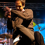 Bouncing Souls performs on May 29, 2011 at Punk Rock Bowling in Las Vegas, Nevada