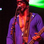 """Norwood"" Fisher of Fishbone performs June 23, 2012 at the Santa Cruz Civic Auditorium in Santa Cruz, California"