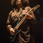 Rocky George of Fishbone performs June 23, 2012 at the Santa Cruz Civic Auditorium in Santa Cruz, California