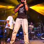 Dre Gipson of Fishbone performs June 23, 2012 at the Santa Cruz Civic Auditorium in Santa Cruz, California