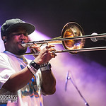 Jay Armant of Fishbone performs June 23, 2012 at the Santa Cruz Civic Auditorium in Santa Cruz, California