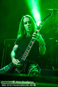 Children of Bodom 2-28-2014