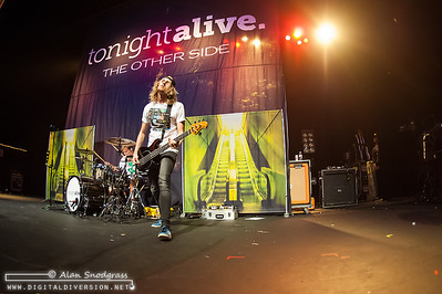 Tonight Alive 3-25-2014