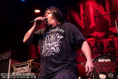 Cannibal Corpse 2-8-2015