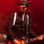 Social Distortion performs on December 16, 2011 at the Santa Monica Civic Auditorium on night one of the Goldenvoice 30 Anniversary (GV30) concerts in Santa Monica, California