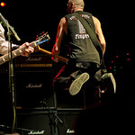 Stiff Little Fingers performs on May 28, 2011 at Punk Rock Bowling in Las Vegas, Nevada