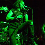 Death Angel performs on September14, 2012 at Ace of Spades in Sacramento, California