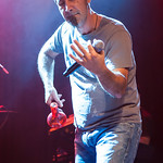 "Serj Tankian performs on September 24, 2012 during his ""Harakiri Tour 2012"" at the Fillmore in San Francisco, California"
