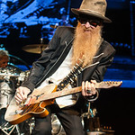 Billy Gibbons of ZZ Top performs August 19, 2012 at Sleep Train Pavilion in Concord, California