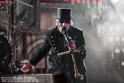 King Diamond 11-2-2015