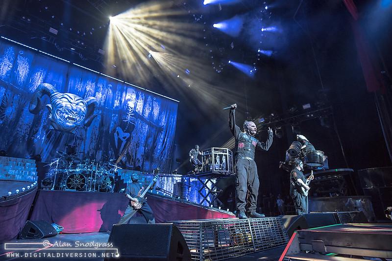 Slipknot | August 26, 2015 – Digital Diversion